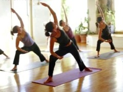 Yoga improves health