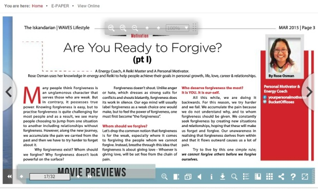 Are You Ready to Forgive-Pt1