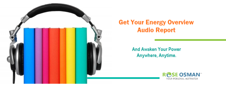Energy Overview Audio Report